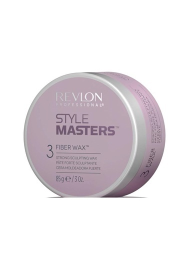 Revlon Style Masters 3 Fiber Wax 85 gr Renksiz